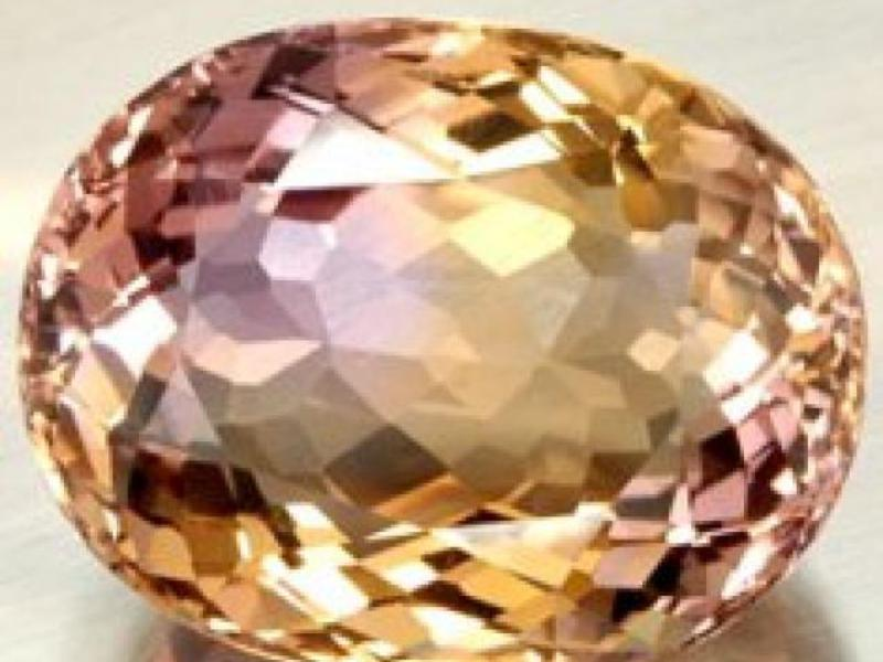 Если камень цитрин теряет цвет