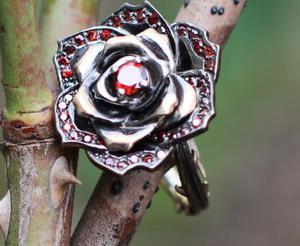 Родиевое покрытие кольца