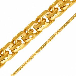 Плетение из золота бисмарка