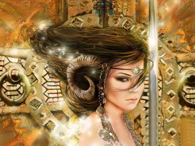 Какой камень подходит овнам женщинам по гороскопу