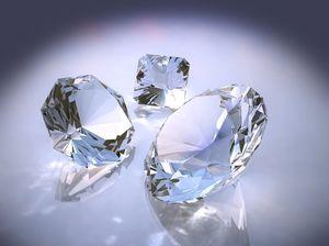 7393d779bfad Бриллиант и фианит  природа образования, основные характеристики и ...