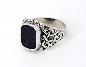 Перстень из лидита