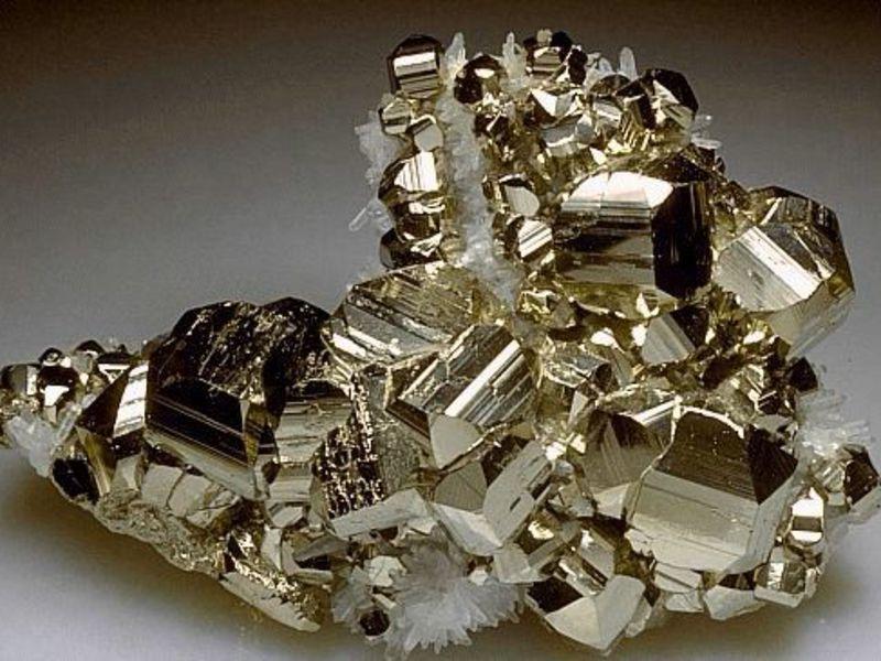 Fools gold mineral