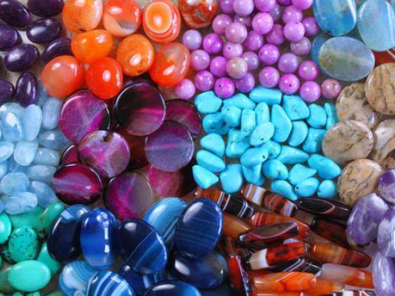 Самоцветные камни