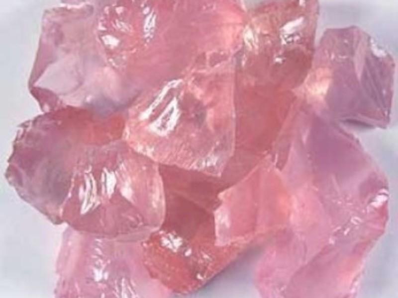 Розовые камни названия и фото